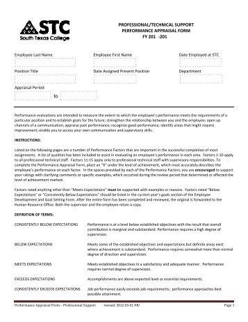 descriptive performance review form job definition human. Black Bedroom Furniture Sets. Home Design Ideas