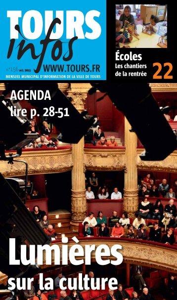 Octobre 2013 - Version PDF - Tours