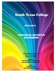 Employee Benefits Handbook - Office of Human Resources - South ...