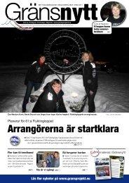 Arrangörerna är startklara - Lierne kommune