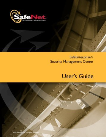 to download - Secure Support - SafeNet