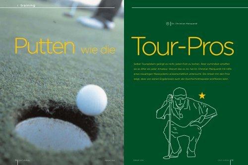 2. Schlägerkopf-Rotation - Science & Motion Golf