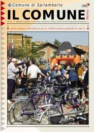 Aprile 2004 - Comune di Spilamberto