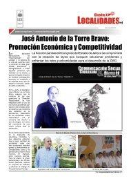 José Antonio de la Torre Bravo: Promoción Económica y ...