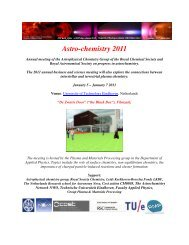 Program - Eindhoven University of Technology - Technische ...