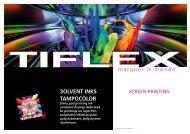 Download our product file (PDF, 379 Ko) - Tiflex