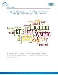 Global Real Time Location System (RTLS) Market