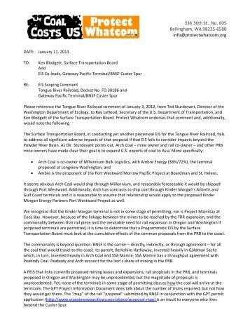 Rail PEIS Comment.pdf - Scoping Comments