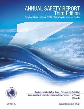 Reporte Anual de Seguridad Operacional - aci-lac.aero