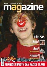 2005 Spring - Allerton Grange High School
