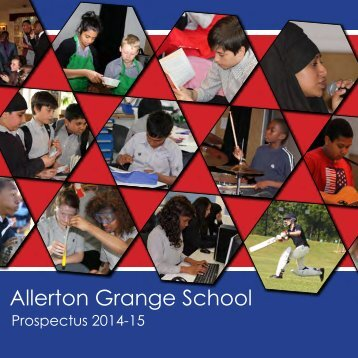 The 2014-15 prospectus - Allerton Grange High School