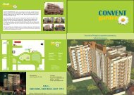 Download PDF Brochure Of Convent Garden - Calcuttayellowpages ...
