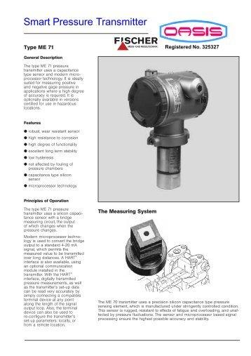 Smart Pressure Transmitter - Calcuttayellowpages.com