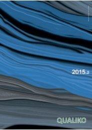 Qualiko 2.0 | Hauptkatalog 2015