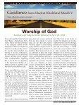 March/April 2008 - Ahmadiyya Gazette Canada - Page 6