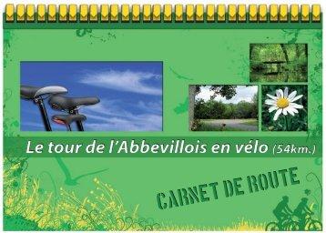 rando-velo - Communauté de Communes de l'Abbevillois