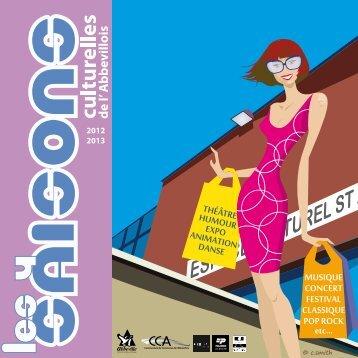 saison-culturelle-abbevilloise-2012-2013 - Communauté de ...
