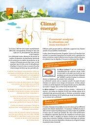Climat énergie - Localiban