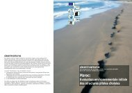 Evaluation environnementale initiale des structures pilotes choisies