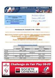 n°35 du 6 Mai 2009 - Arcol Rugby