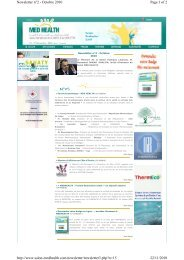 Page 1 of 2 Newsletter n°2 - Octobre 2010 22/11/2010 http://www ...