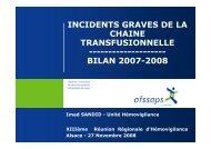 bilan_inc_graves_cha.. - Coordonnateurs Régionaux d'Hémovigilance