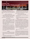 A H M A D I Y Y A A H M A D I Y Y A - Ahmadiyya Gazette Canada - Page 5