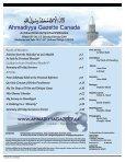 Jan Feb 2010 - Ahmadiyya Gazette Canada - Page 3
