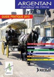Guide pratique - Argentan