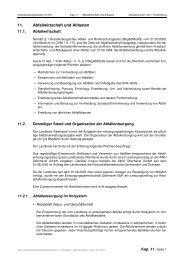 Kapitel 11 - Abfallwirtschaft  und Altlasten - Landkreis Oberhavel