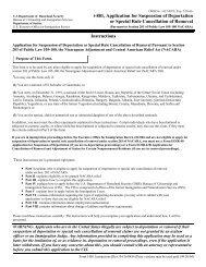 I-881, Application for Suspension of Deportation or Special ... - PARDS