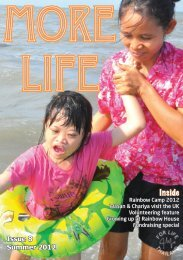 MoreLifeSummer2012 - 4life Thailand