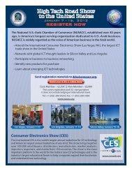 REGISTER NOW - National US-Arab Chamber of Commerce
