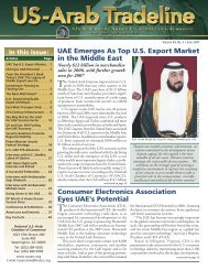 UAE Emerges As Top U.S. Export Market in the Middle East ...