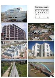 apreciação financeira do 1º trimestre de 2009 - Teixeira Duarte