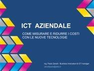 ICT AZIENDALE - API Verona