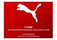 PUMA_Vom Familienunternehmen zum Global Player_Matthias ...