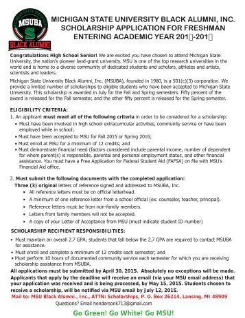 MSUBA-Scholarship-Application-for-2015-2016.