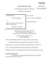 Doyle v. Chase - CourtListener