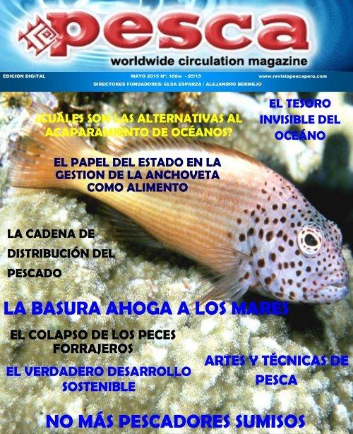 Revista Pesca Mayo 2015