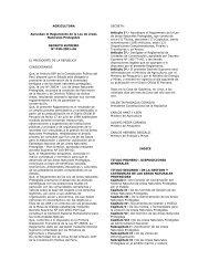 Decreto Supremo Nº 038-2001-AG - Sernanp