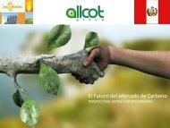 El Futuro del Mercado de Carbono - Fonam