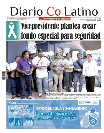Edición 27 de Abril de 2015