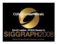 CUDA Fundamentals - Beyond Programmable Shading