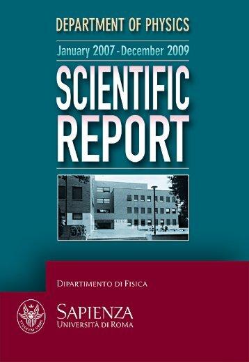 download report - Sapienza