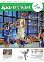Sportspiegel_01-13 - SC Alstertal Langenhorn