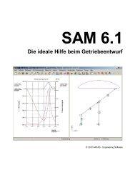 SAM - Artas - Engineering Software