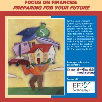 focus on finances: preparing for your future - Democrat and Chronicle