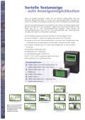 Serielle Textanzeige - BEKA Associates - Seite 2
