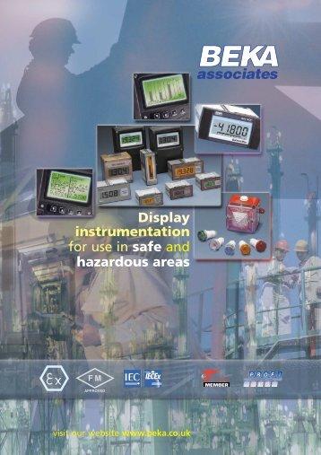 BEKA associates Ltd. Catalogue - Norex